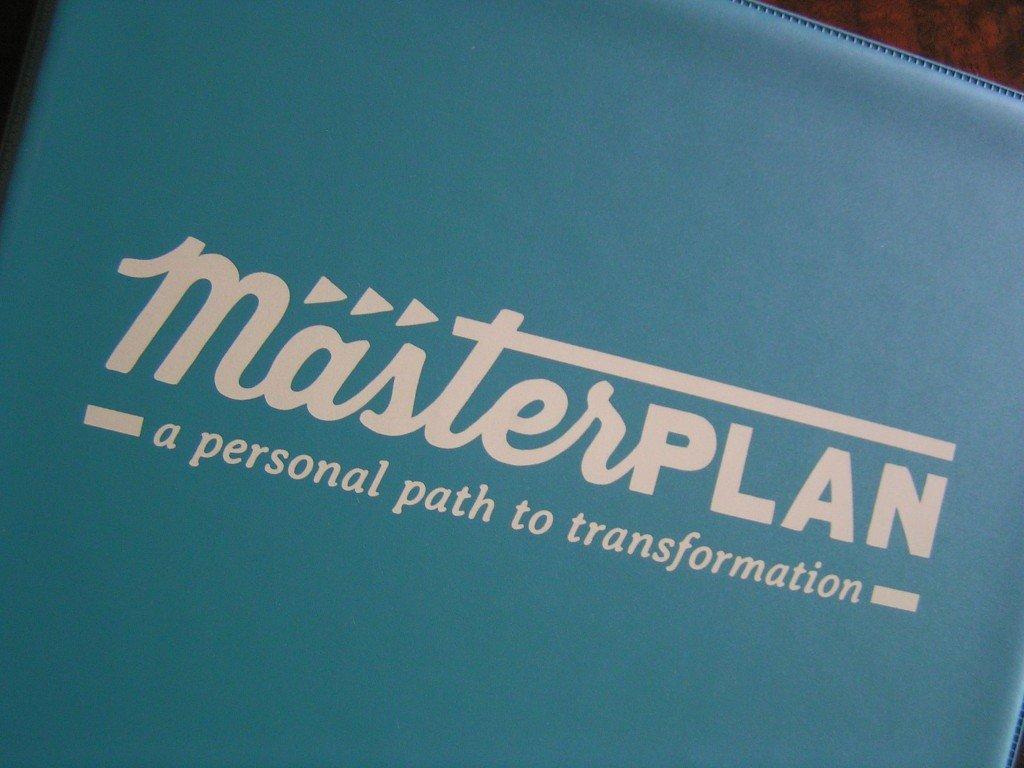 The MasterPlan Binder