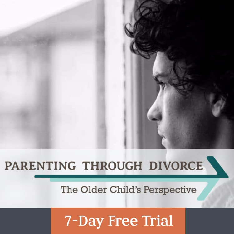 Parenting Through Divorce
