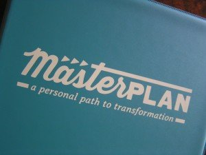 The MasterPlan Binder