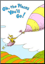 Take a few minutes to read Oh the Places You'll Go by Dr. Seuss.  It's a great motivator to just get going with your life.  It's yours.  You can make it what you want.