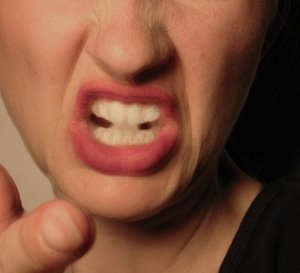 divorce anger