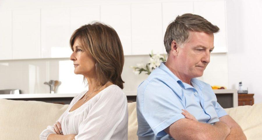 Hookup after divorce in your 60s