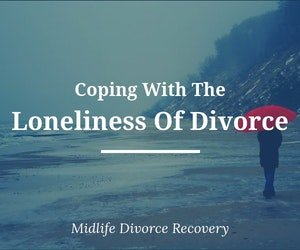 Coping with loneliness after divorce