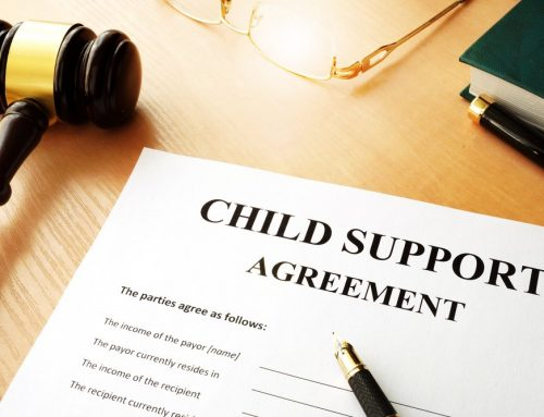 Ex-Husband Won't Pay Child Support