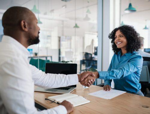 How to Get A Job After Divorce